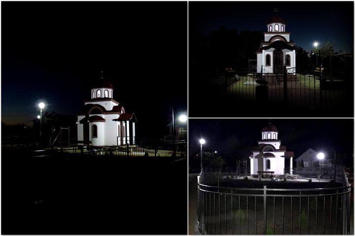 Capela nocturnă