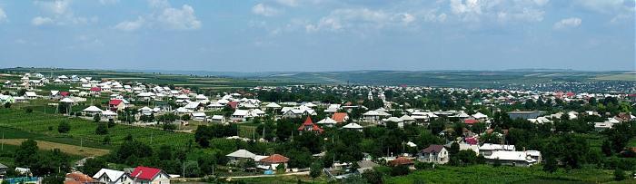 Satul Măgdăcești.