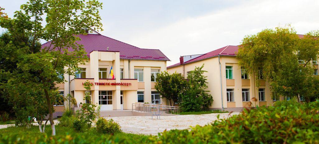 Liceul Teoretic Magdacesti